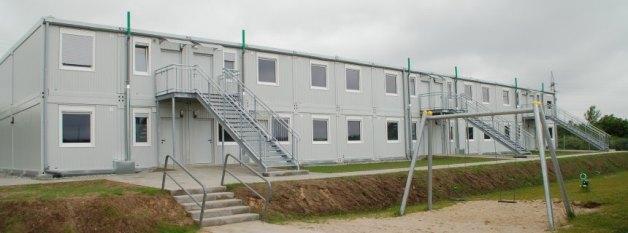 Lneburg / Containersiedlung